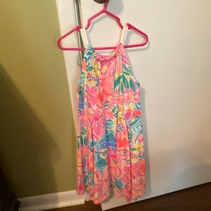 Adorable colorful OshKosh sundress EUC